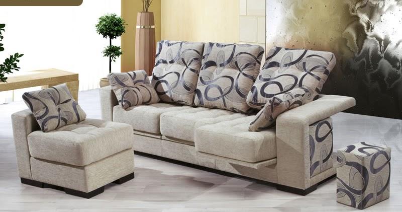 Tienda muebles modernos muebles de salon modernos salones de dise o madrid sofas con poco fondo - Sofas fuenlabrada ...