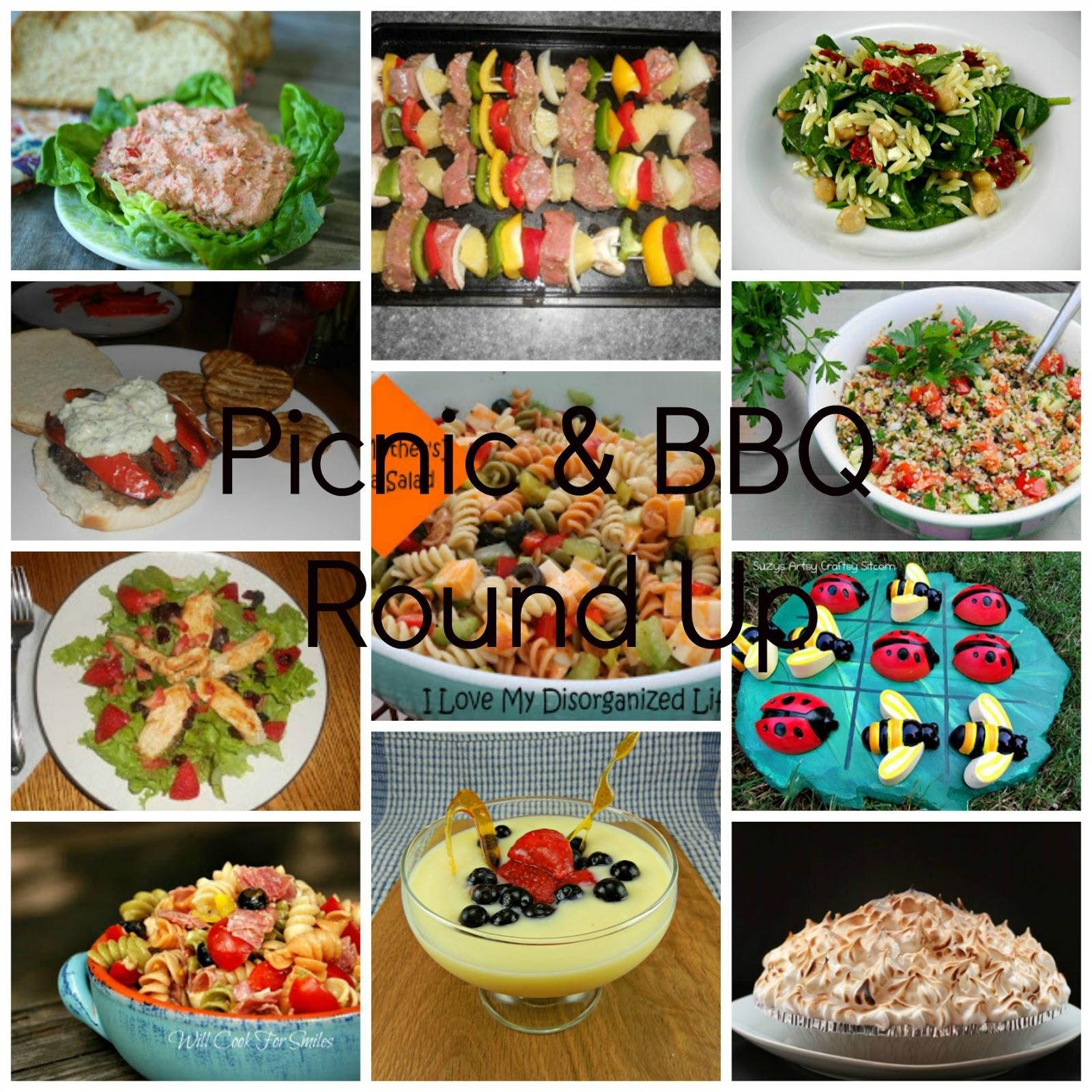 Пикник для детей рецепты