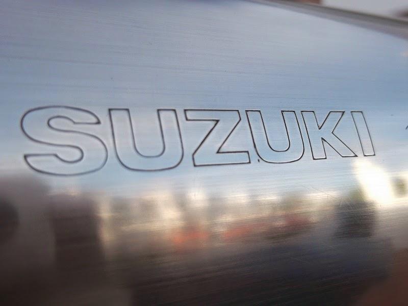 New Suzuki DR 650
