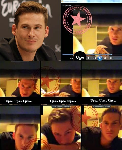 lee ryan scandal webcam video