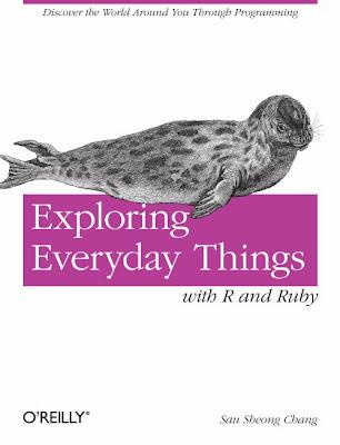 O'Reilly新书推荐:用R和Ruby来探索万物