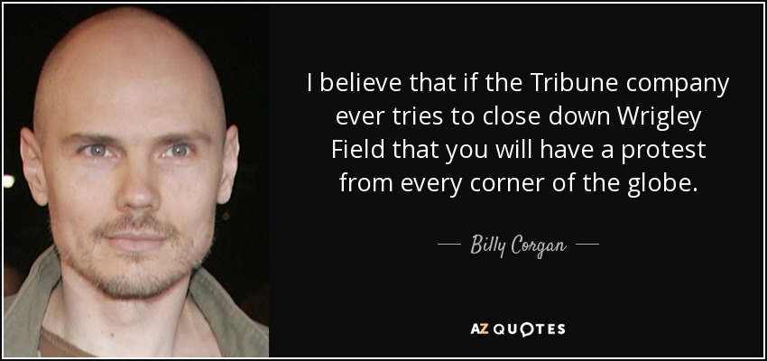 Wisdom of Billy Corgan