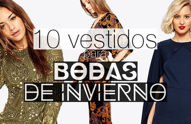 10 vestidos perfectos para bodas de invierno. - Punta y Tacón - Blog ...