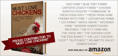 Must Love Chickens E-book from Amazon