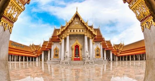 Khám phá thiên đường du lịch của Thái Lan