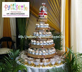 Wedding Cup Cake