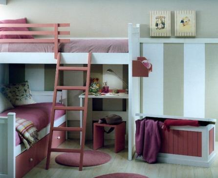 Decoraciones y modernidades dise a y decora modernas for Habitaciones infantiles bonitas