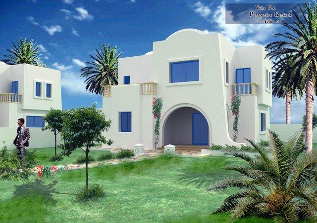 Tendance antipodes les maisons de tunisie for Maison de senteur tunisie adresse