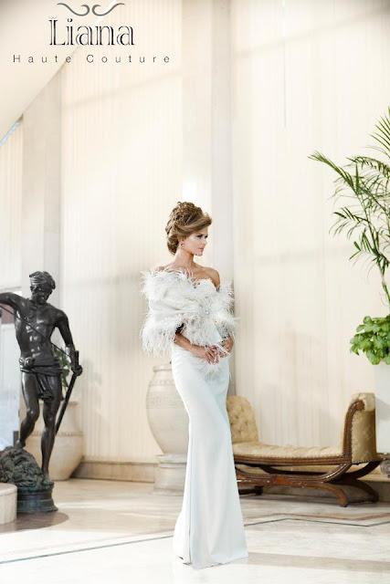 Модные свадебные платья.