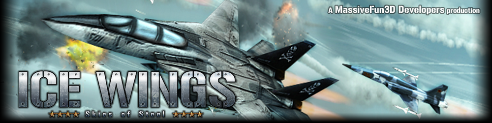 Ice Wings -Skies of Steel-