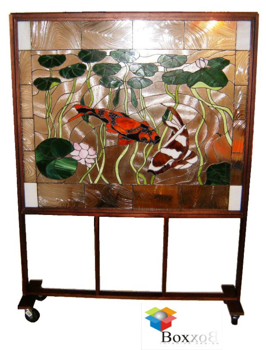 Box interior design divisi n m vil vitral for Comedor japones bogota