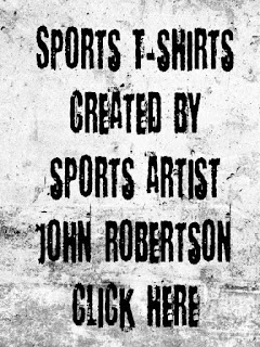 T-Shirts Designed by Sports Artist John Robertson