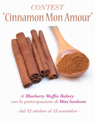 "Contest ""Cannella mon Amour"" di Blueberry Muffin Bakery"