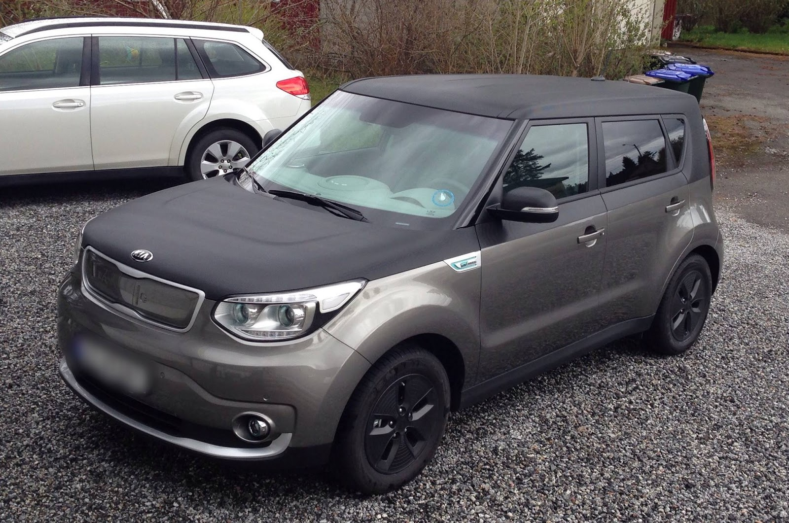 tkswotw 2015 kia soul ev custom 3 pics tha kia soul. Black Bedroom Furniture Sets. Home Design Ideas