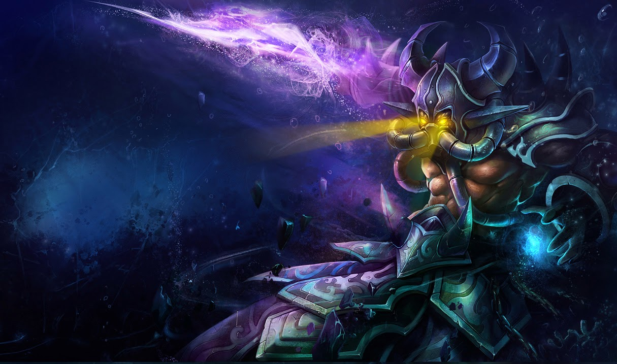 Kassadin League of Legends Wallpaper