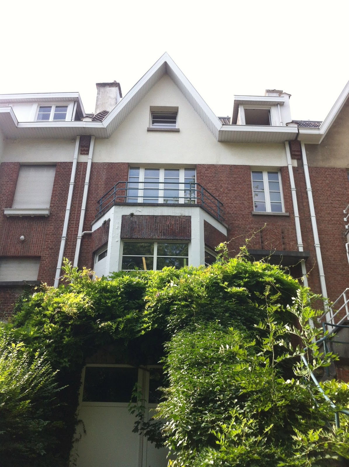 Afbeeldingsresultaat voor Watermael-Boitsfort, Avenue Delleur 17 herge