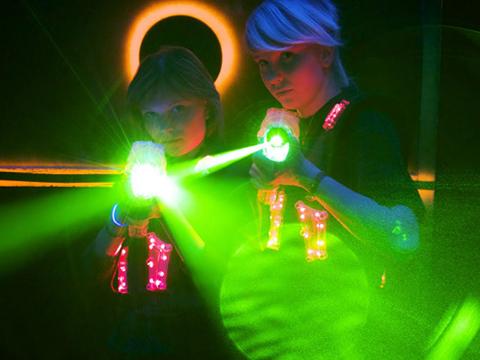 """Nuevo juego de Laser Game, """"Bases Energizantes"""""""