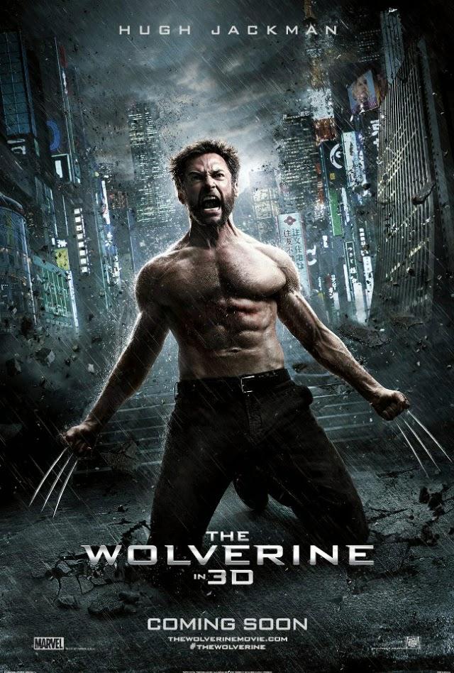 La película The Wolverine ( Lobezno inmortal )