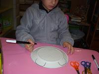 maschere di carnevale con piatti di carta - laboratori per bambini di carnevale - lavoretti di carnevale - maschere degli animali fai da te