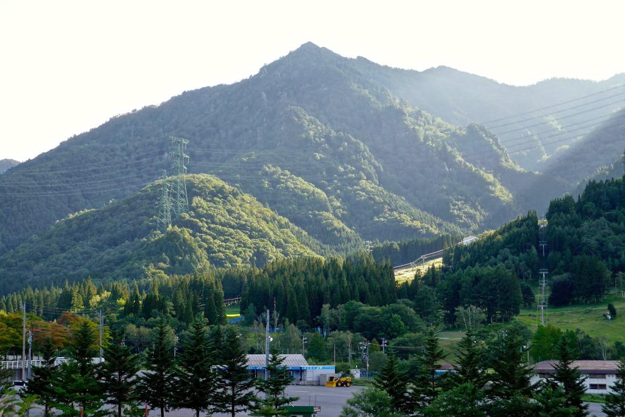 Niigata Naeba 新潟県 苗場