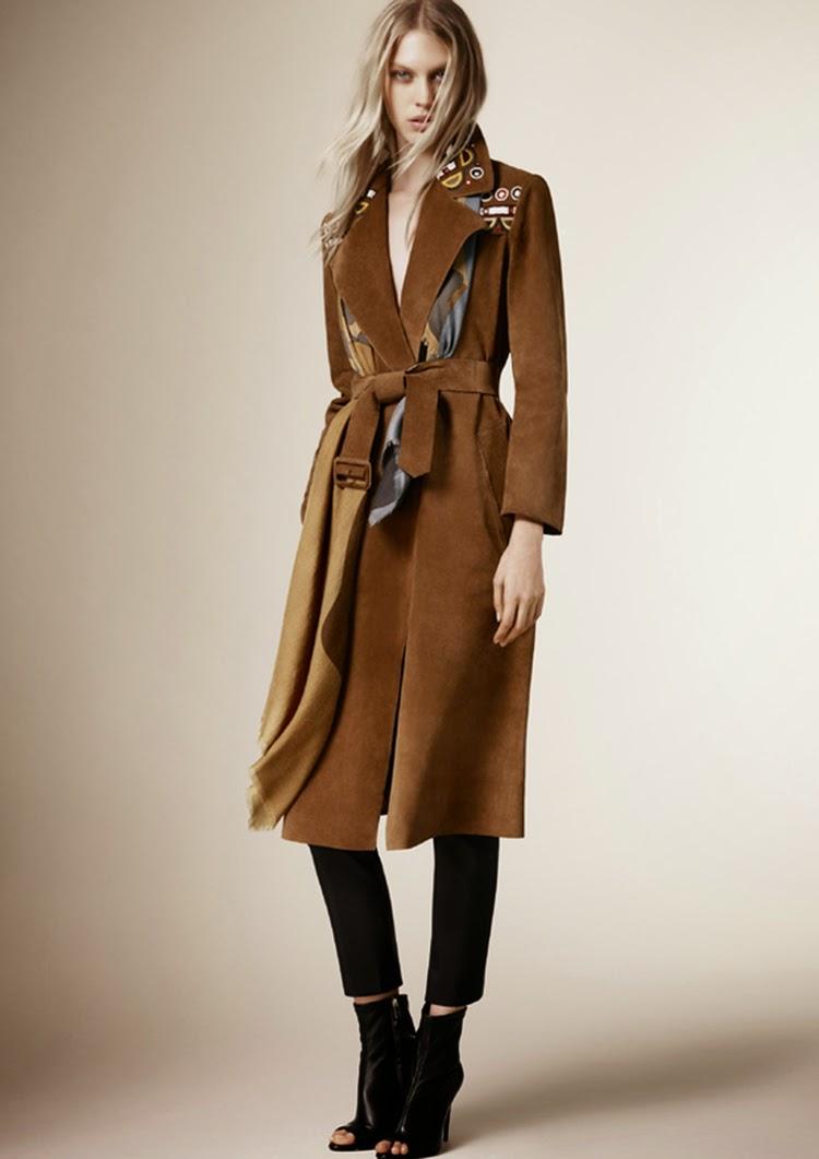 Burberry Prorsum Womenswear Autumn-Winter 2015-2016 Pre-Collection Part 1