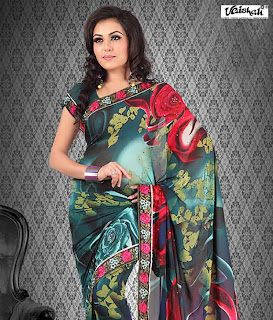Saree Design For This Year Eid+(21) Eid Collection Saree Design