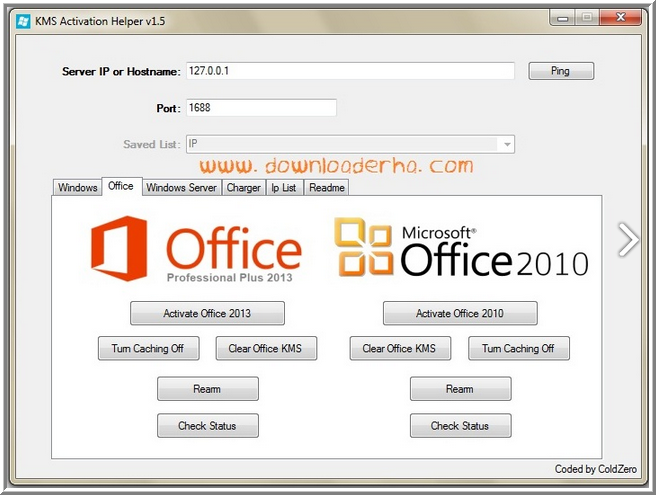 Office 2013 Activator Screen Shots
