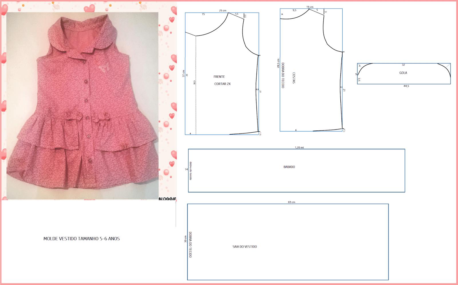 Как сшить платье для девочек фото