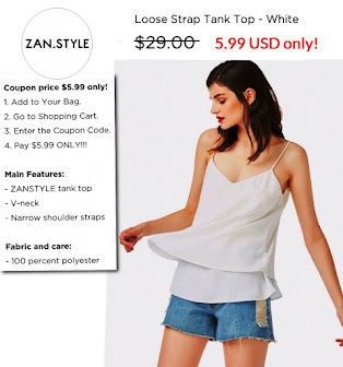 Get this Top for 5.99 USD ONLY!