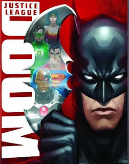 justice league doom capa Download   Justice League: Doom   BRRip AVi + RMVB Legendado