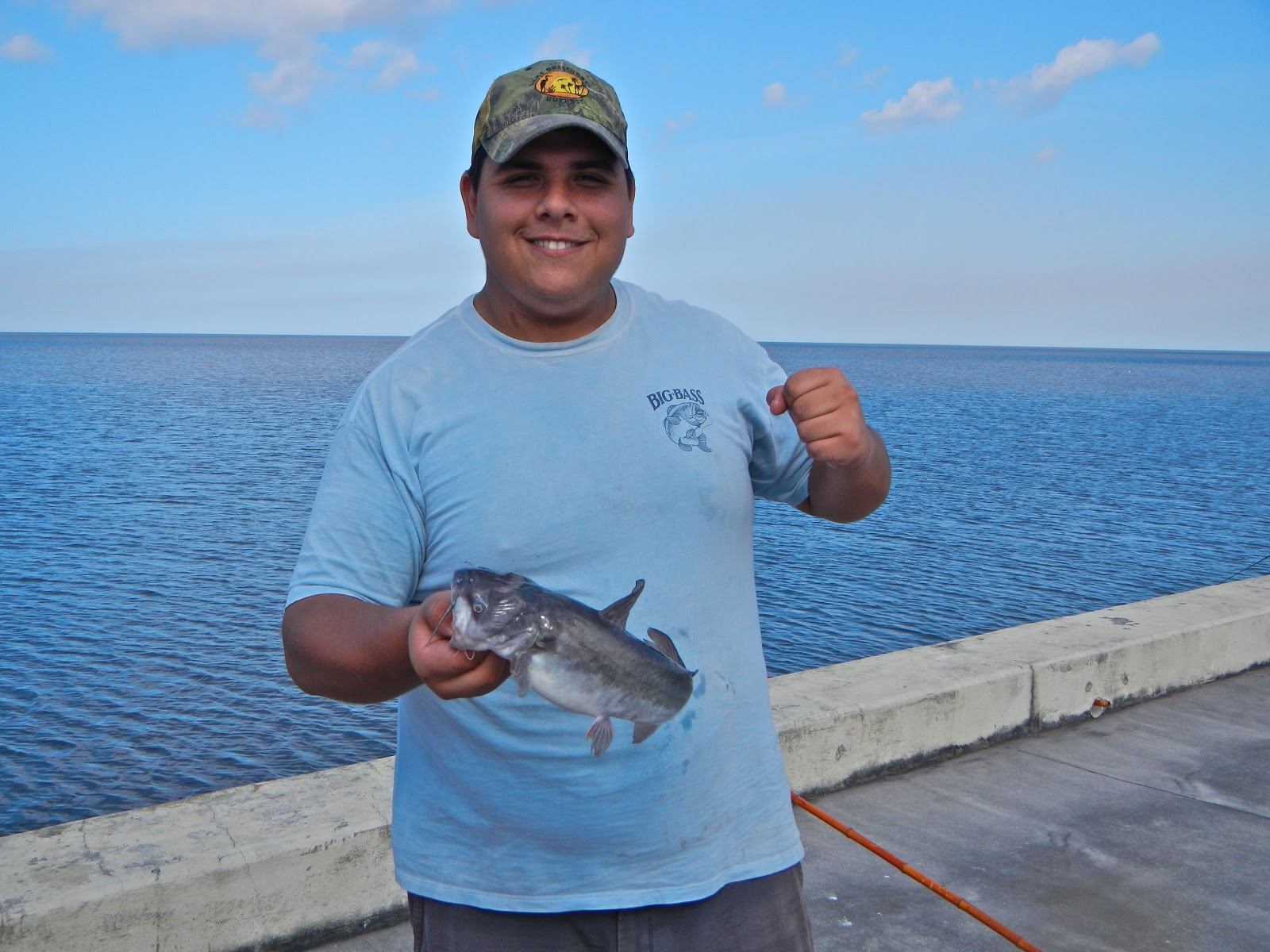 Florida fishing academy lake okeechobee fishing feb 2013 for Lake okeechobee fishing guides