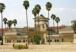Lugares de la Memoria Democrática: Antigua Cárcel Provincial de La Ranilla, Sevilla