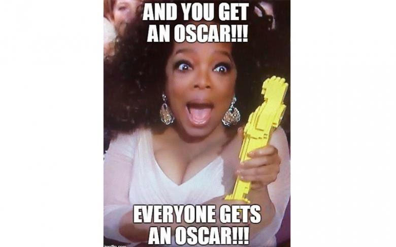Memes Oscars 2015