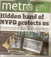 hidden hand of nypd keeps us safe