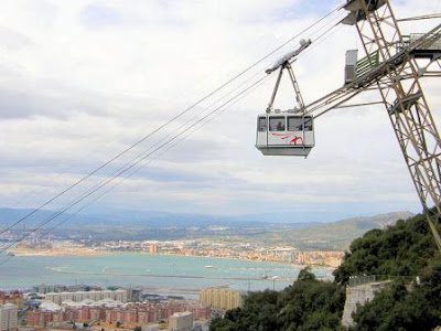 Teleferico Gibraltar Cable Car