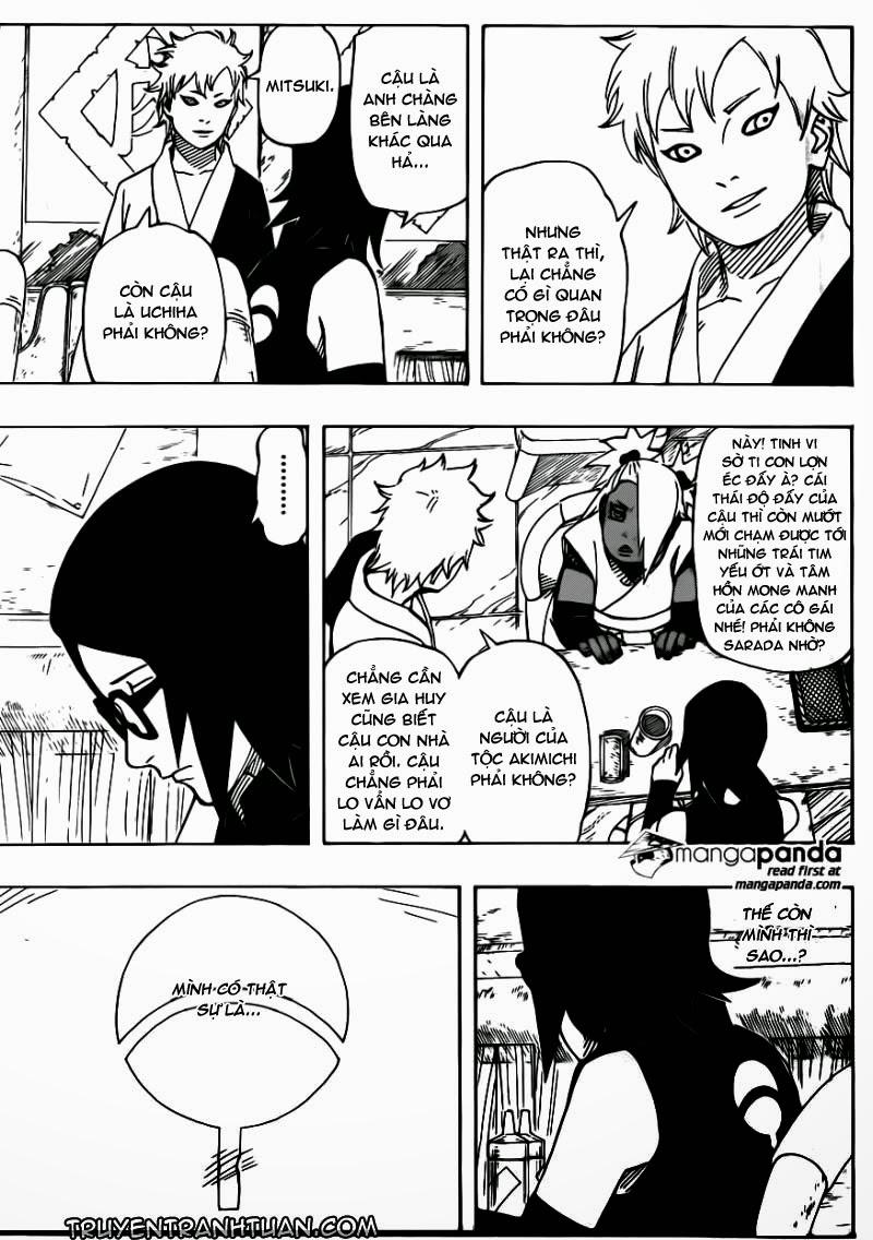 Naruto Gaiden – Hokage Đệ Thất chap 2 Trang 12