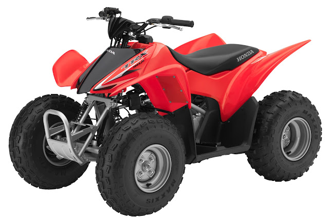 Honda TRX90X 2012