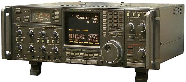 Icom IC R9000E