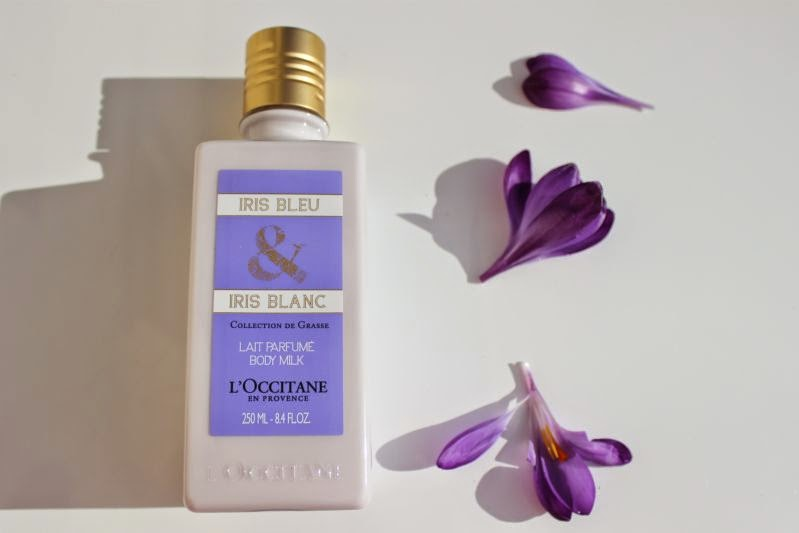 L'Occitane Iris Bleu & Iris Blanc La Collection de Grasse