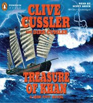 The Treasure of Khan by Clive Cussler and Dirk Cussler