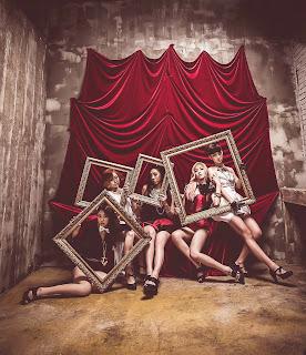 ladies' code bad girl cover