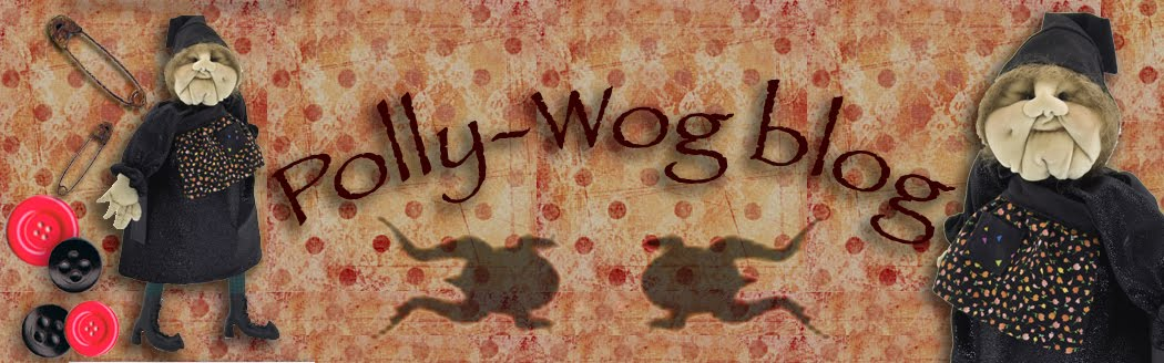 Polly-Wog Blog