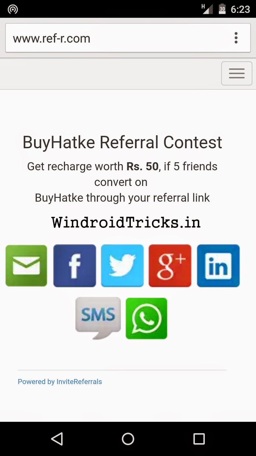 buyhatke-refer-coupon