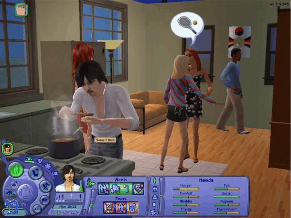 the sims 2  full version