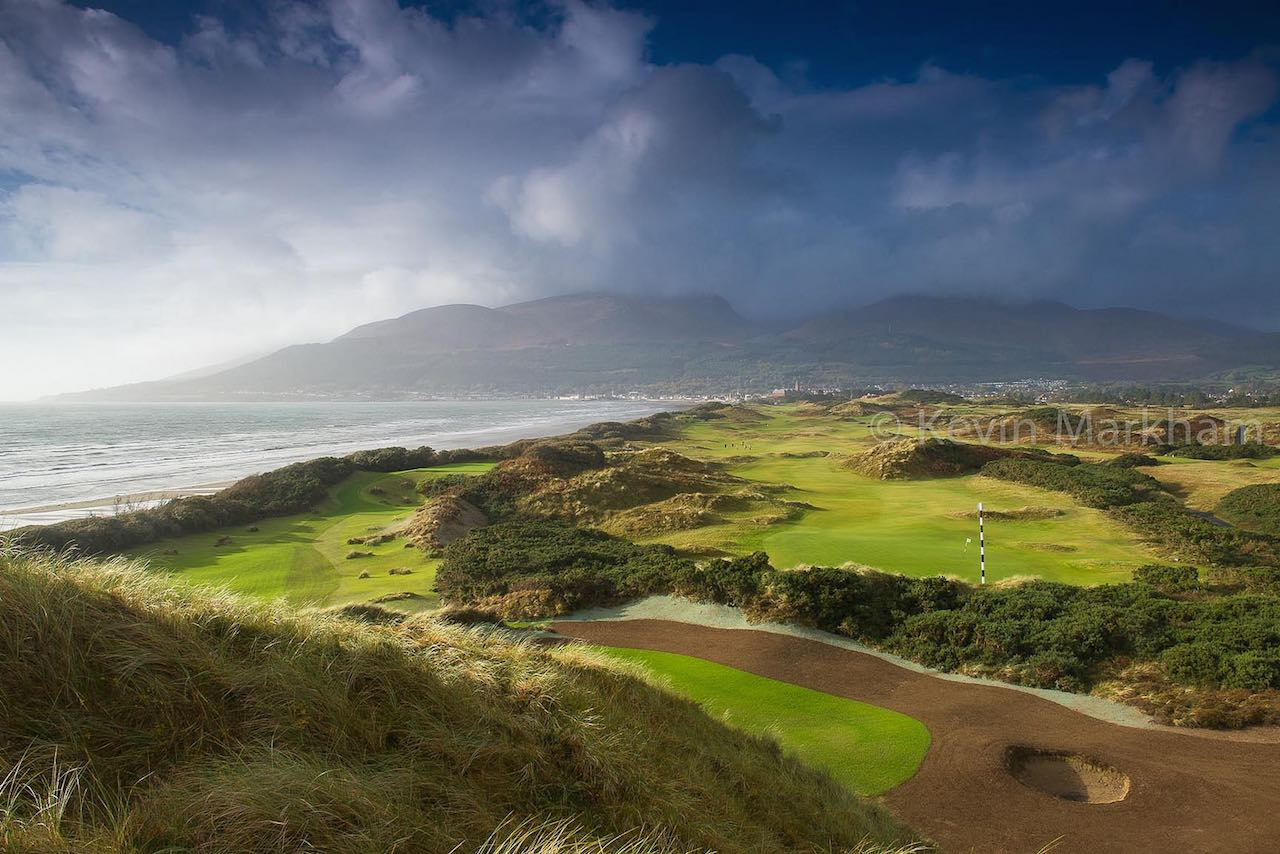 Hooked Ireland 39 S Golf Courses Royal County Down Voted
