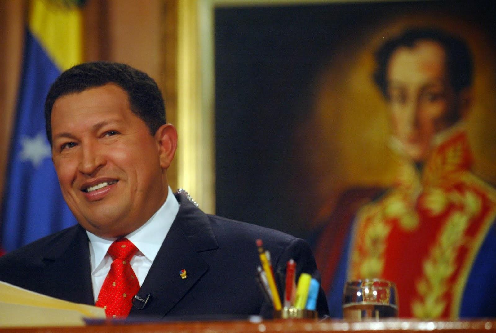 VENEZUELA Y HUGO CHÁVEZ