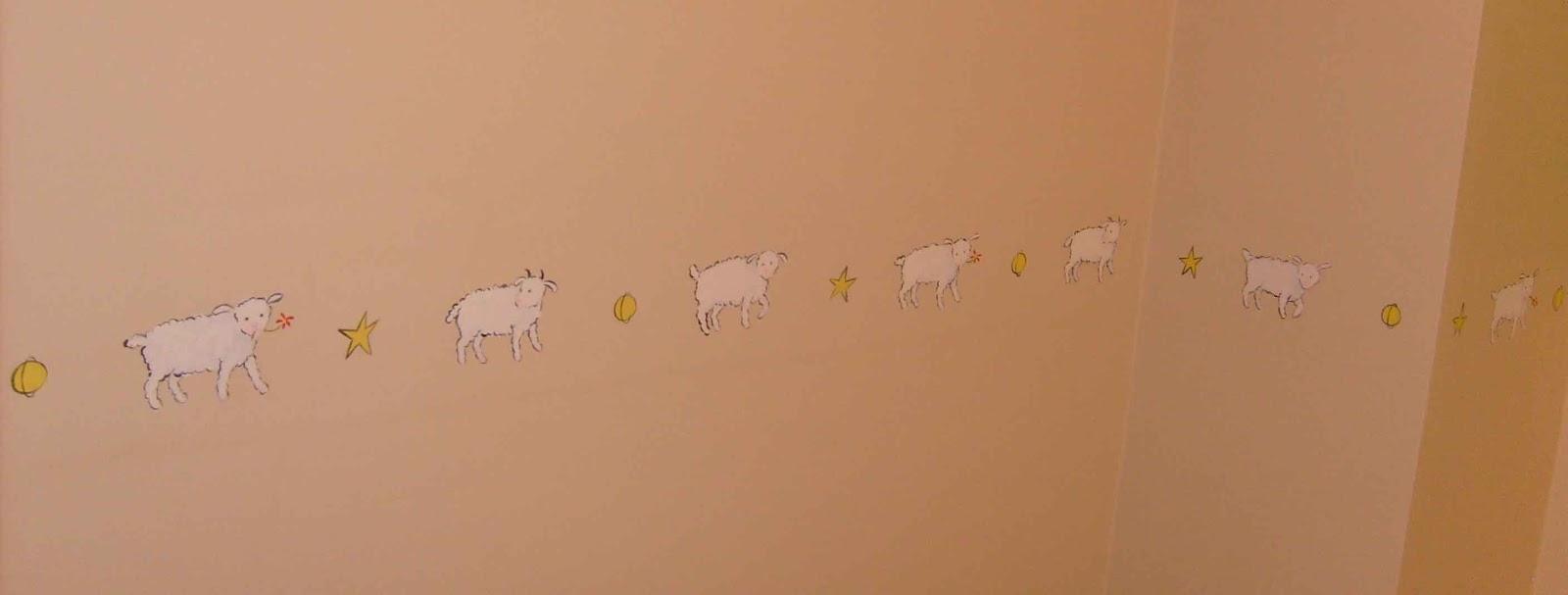 Illu et cie fresques murales - Frise petit prince ...