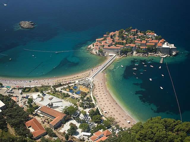 Sveti Stefan - Budva, Montenegro