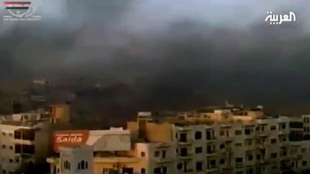 MAIS DE 20 MORTES MARCAM INÍCIO DO RAMADÃO NA SÍRIA