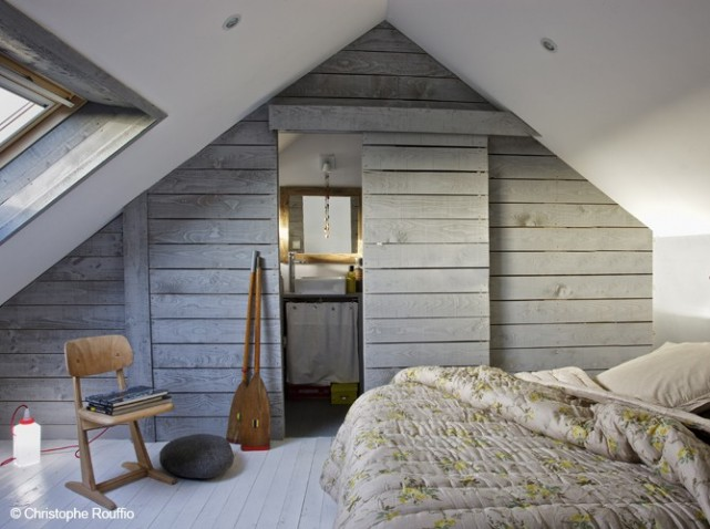 En attendant la crevette inspiration chambre coucher - Photos de loft amenager idees ...